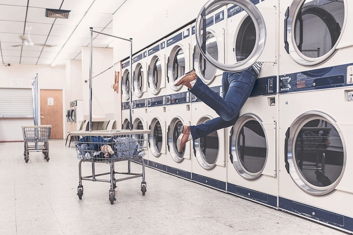Onboarding Tools and a Washing Machine