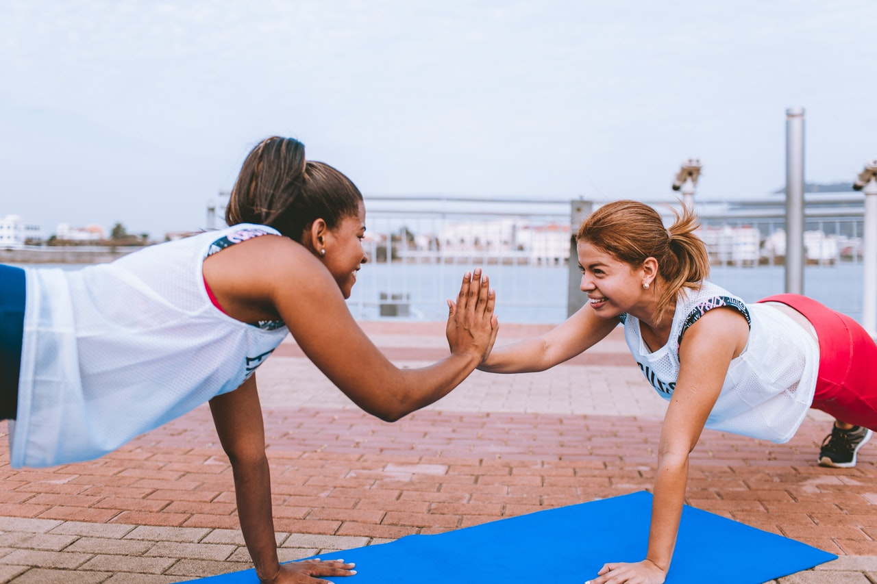 Improve Employee Engagement and Wellness with Exercise - Helppier Blog