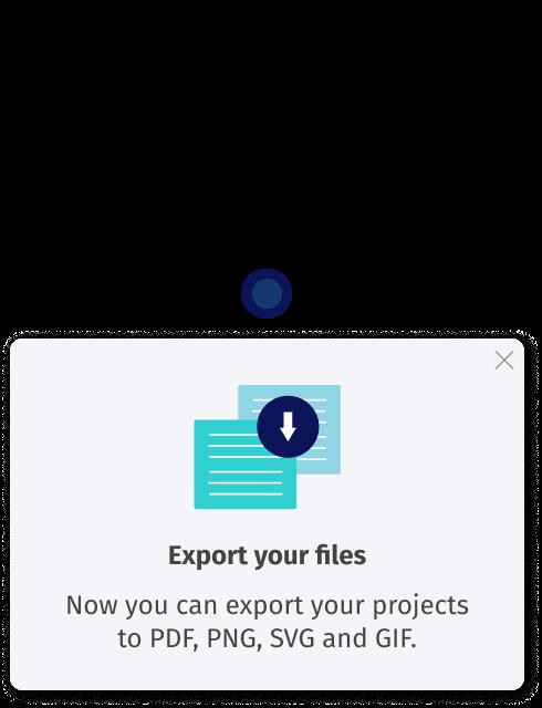 In-app Messaging Templates for User Onboarding flow - Helppier Hotspots