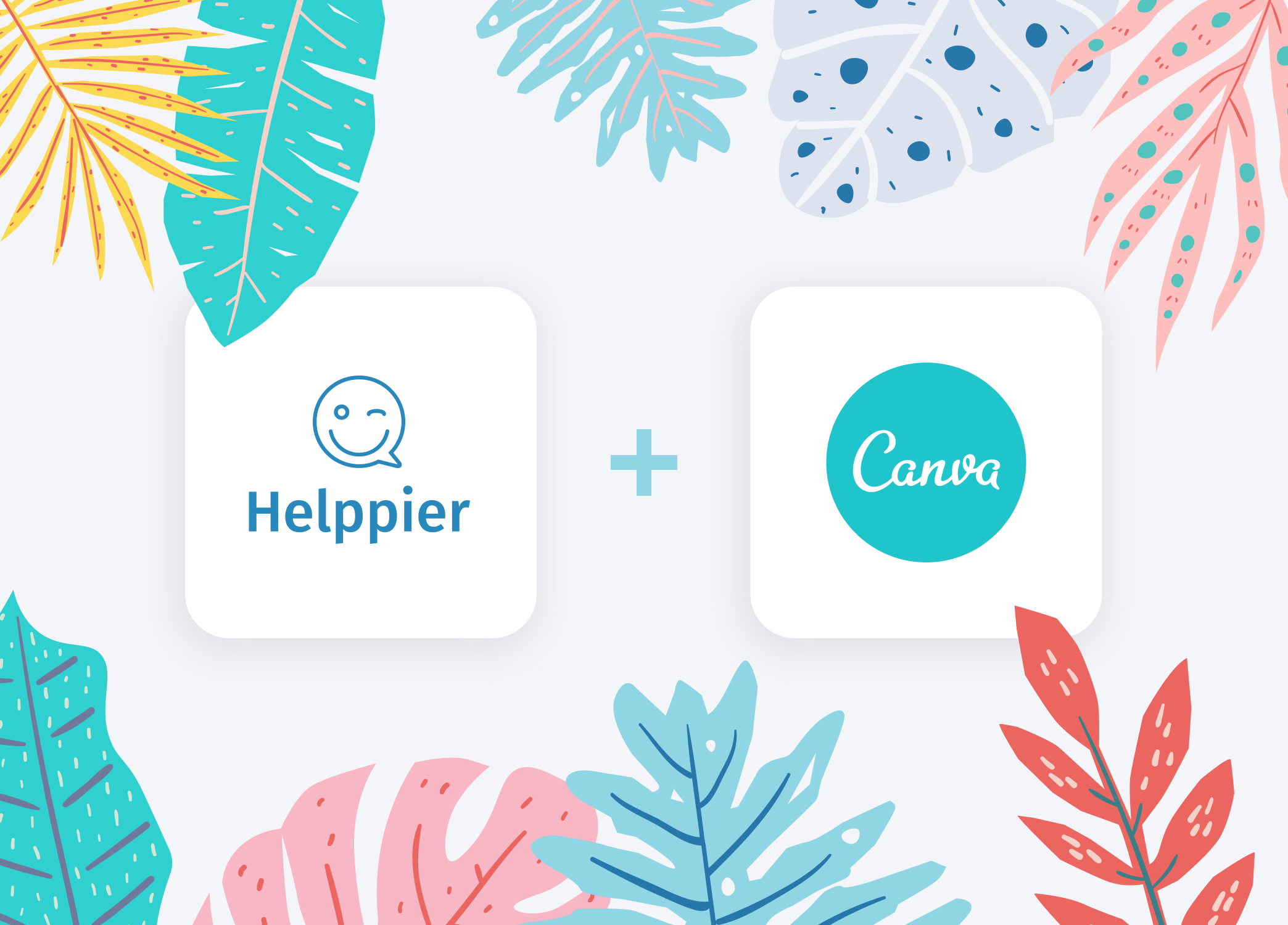 Introducing integration with Canva design tool - Helppier Blog