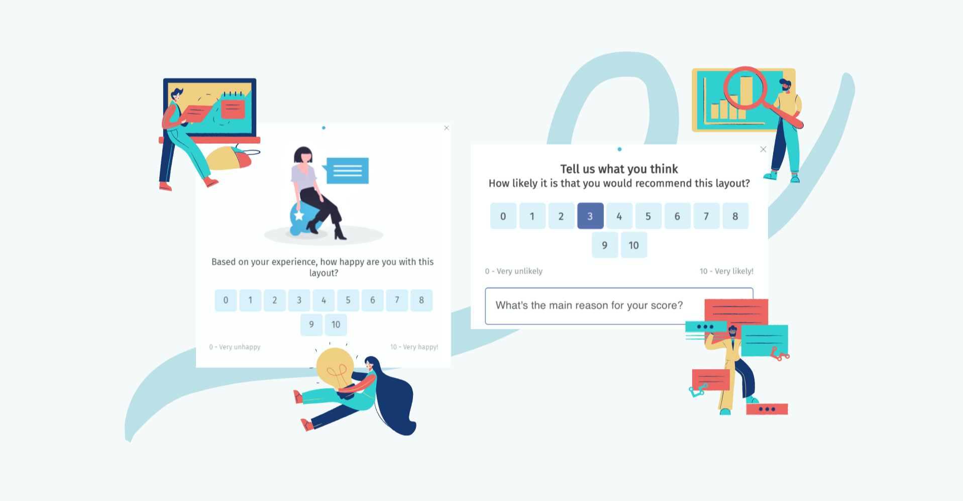 Get started with Net Promoter Score: How to create an NPS survey for your website